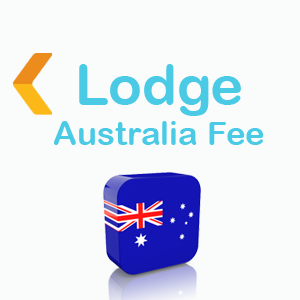 پرداخت هزینه لاج استرالیا lodge australia fee