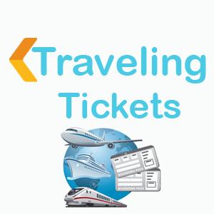 airline ticket