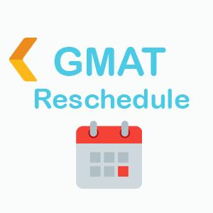 تغییر زمان و مکان آزمون جی مت GMAT پلاس ویزا