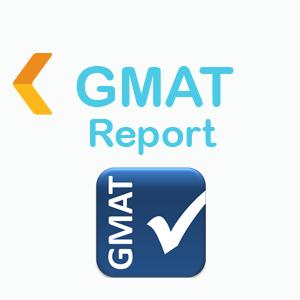 ریپورت و ارسال نمره آزمون جی مت GMAT پلاس ویزا