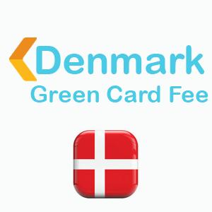 هزینه صدور گرین کارت دانمارک پلاس ویزا