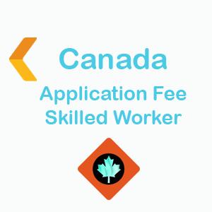 پرداخت هزینه اپلیکیشن فی کانادا اسکیل ورکر