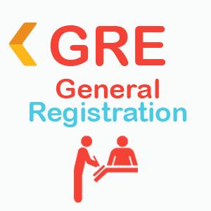 ثبت نام آزمون جی آر ای جنرال GRE General
