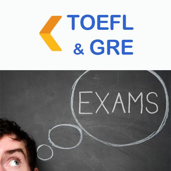آزمون تافل iBT و آزمون جی آر ای GRE