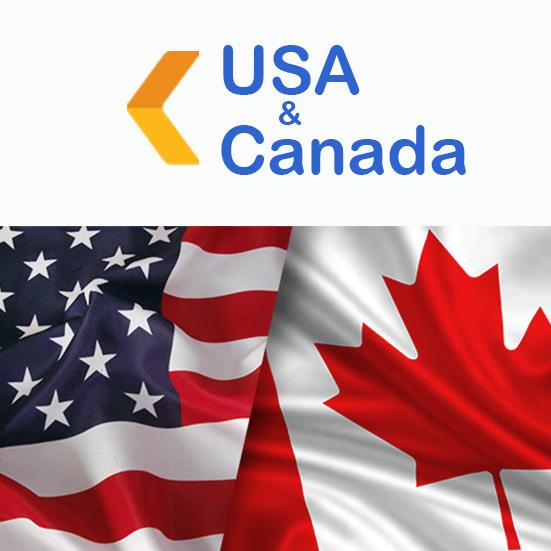 سفارت آمریکا و کانادا