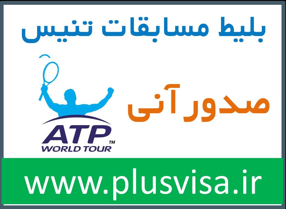 بلیط مسابقه تنیس استانبول